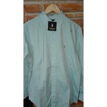 Camisas De Hombre Marca Ralph Laurent,nautica, Tommy Talla L