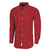 Camisa Gabardina Caballero Roja