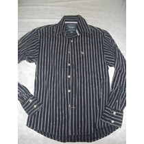 Limpieza De Closet¡¡¡ Camisa Abercrombie And Fitch Muscle S