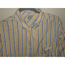 Espectacular Camisa Old Navy Talla L Como Nueva