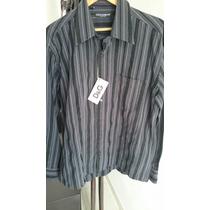 Camisa Dolce... Gucci Vuitton Armani Zegna Carolina Hugo