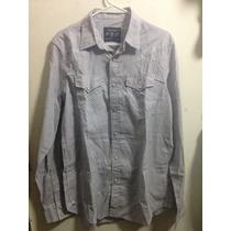 Camisa Vestir American Eagle 100% Original