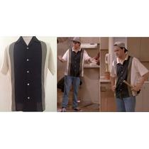 Camisa Caballero Lino Italiano Boliche Bowling Charlie