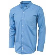 Camisa Gabardina Para Caballero