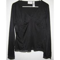 Liz Claiborne Blusa Para Dama Talla M / Usada