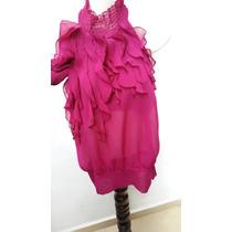 Blusa Casual Halter (ralph Lauren, Vanity, Mk)
