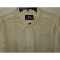 Camisa Stafford De Vestir Talla Xl Manga 7/8 Para Altos