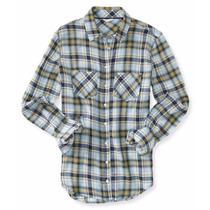 Camisa Manga Larga Aeropostal Dama Estilo 0801