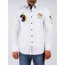 Camisa Absolute Rebellion Oscar White