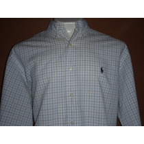 (06) Camisa Polo Ralph Lauren 16 36-37 Yarmouth