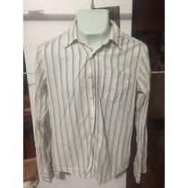 Camisa Hollister Talla M Seminueva 2960 *