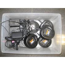 Eliminador Sin Cargador Radio Motorola Ep450 Vhf Uhf Camping