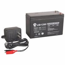 Bateria Recargable Sevylor 12v Para Troleador Motor Lancha