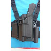 Piernera Para Beretta M9 M92 96 Tipo Black Hawk Lv 3