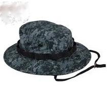Sombrero Tactico Militar Boonie Midnight Digital Camo Jungl