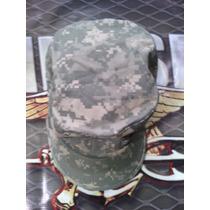 Gorra Militar Us Army Original Acu Digital Gris Talla 7 1/2