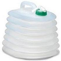Portador De Agua - 5 Litros Plegable Ideal Para Acampar