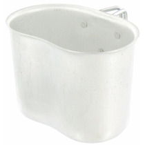 Canteen Agua - Highlander Metal De Aluminio Taza De La Taza