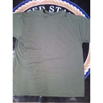 Playera Tactica Militar Us Army Original Marines Talla X L