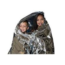 Mantas Térmicas De Emergencia (paquete De 10)