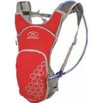 Paquete De Agua - Highlander Pura 8 Litre Hidratación Red