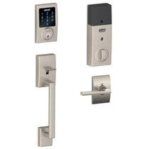 Cerradura Chapa De Seguridad Para Puerta Alarma Hm4