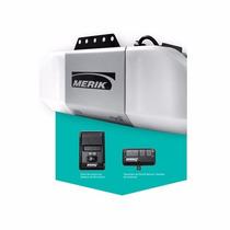 Motor Operador Garaje Electrico Merik 7511 Kit Completo