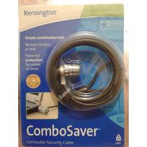 Cable De Seguridad Kensington Para Laptop