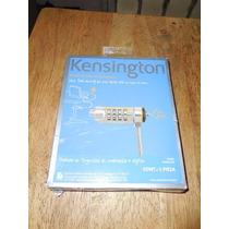Candado De Seguridad Para Laptop Kensington (combinación)