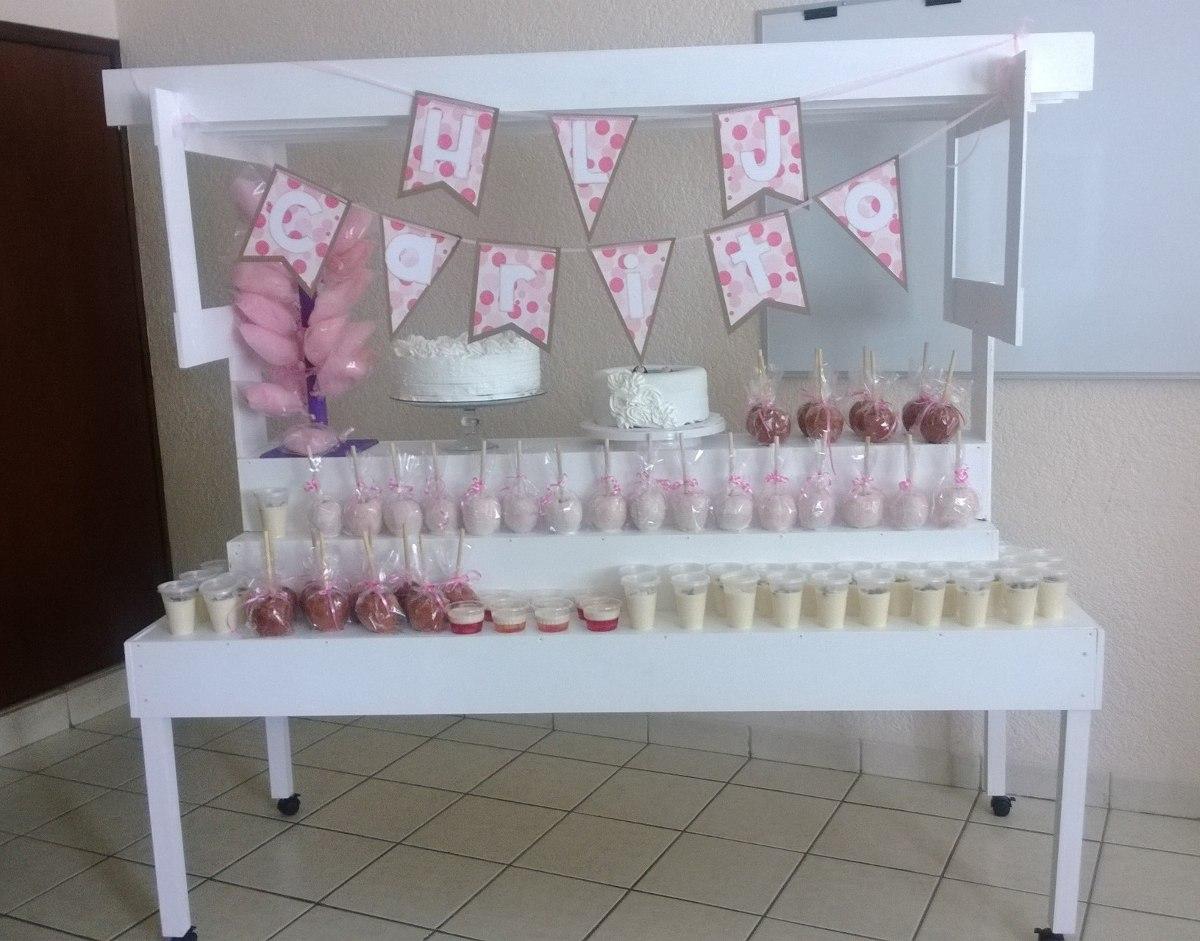 Candy bar mesa de dulces o postres para cualquier evento - Postres para mesa de dulces ...