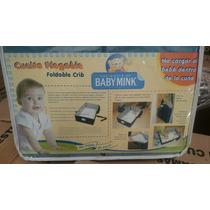 Baby Mink Cuna Portatil Cunita Plegable