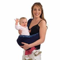 Nueva Cangurera,bolsa, Mochila Ajuatable Para Bebé