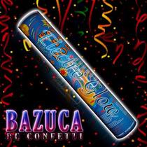 Bazuca Bazooka Popper Confeti Party Batucada Disco Fiesta