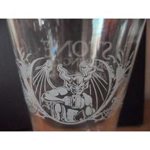 Vaso Cerveza Stone Brewing Company San Diego California Beer