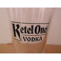 Vaso Ketel One Vodka Holanda Europa Bar Souvenir Cantina