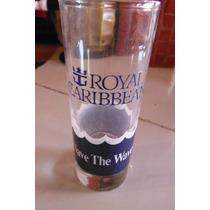 Vaso Shot Tequilero Royal Caribbean Save The Wave Souvenir