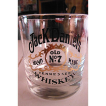 Vaso Jack Daniels Old N7 Tennessee Whiskey Bar Restaurant