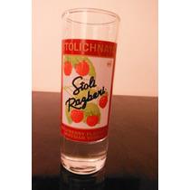 Vaso Shot Rusia Stolichnaya Raspberry Vodka Europa Bar
