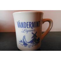 Taza Vandermint Licor Holanda Dutch Coffe Europa Bar
