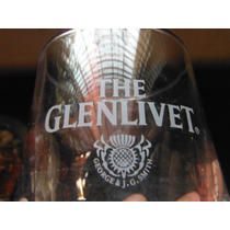 Vaso The Glenlivet Scotland Whisky Escocia Europa Bar Vidrio
