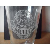 Vaso Cerveza St. Pauli Girl Beer Souvenir Alemania Europa