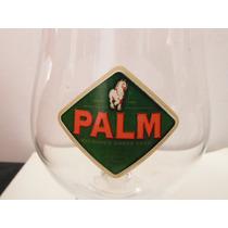 Copa Cerveza Palm Amber Beer Belgica Europa Souvenir Bar