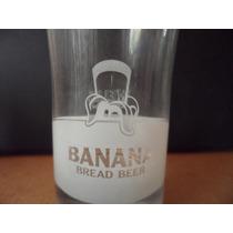 Vaso Cerveceza Banana Bread Beer Wells Brewery Souvenir Bar