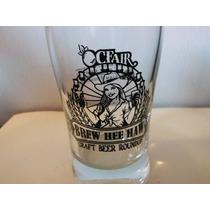 Vaso Cerveza Tester Orange County Fair Brew Hee Haw Beer