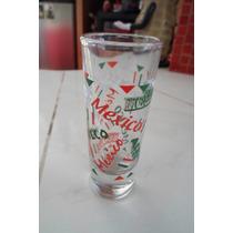 Vaso Shot Tequilero Mexico Souvenir Gift