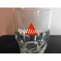Vaso Apollinaris The Queen Of Table Water Alemania Coca Cola