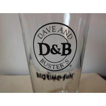 Vaso Cerveza Dave & Buster