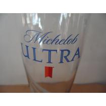 Copa Cerveza Michelob Ultra Beer Souvenir Restaurant Bar Usa