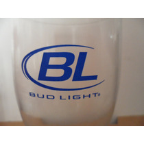 Vaso Cerveza Bud Light Beer Souvenir Beer Bar Cantina