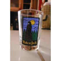 Vaso Shot Licor Yukon Jack Canada Cantina Bar Restaurante